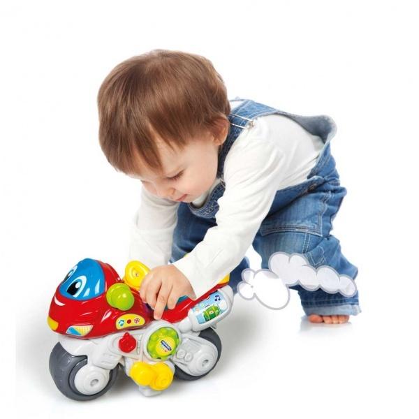 Baby Clementoni İlk Motosikletim