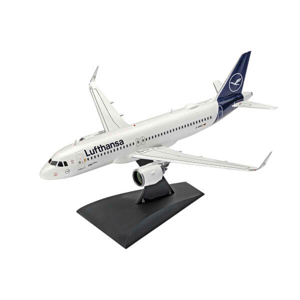Revell 1:144 Airbus A320neo Lufthansa 'New Livery' Uçak VSU03942