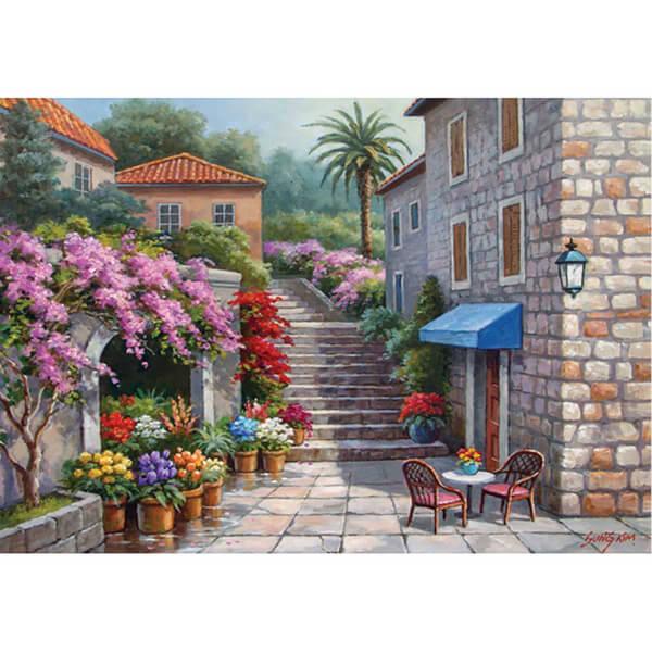 260 Parça Puzzle : İlkbahar