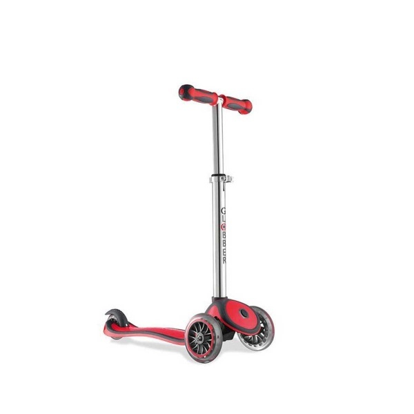 Primo Plus 3 Tekerlekli Kırmızı Scooter