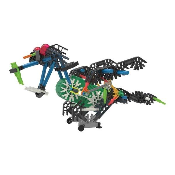 Knex Robo Croc Motorlu Yapım Seti 34407