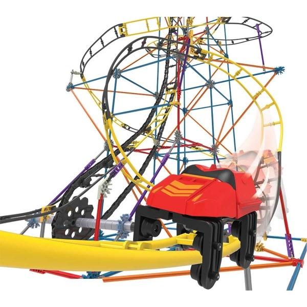 Knex Hornet Swarm Roller Coaster Yapım Seti 17038