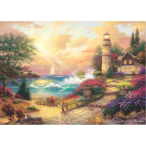 1500 Parça Puzzle : Sahil Düşleri