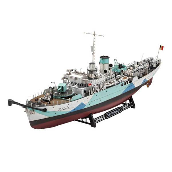 Revell 1:144 Corvette HMS Buttercup 5158