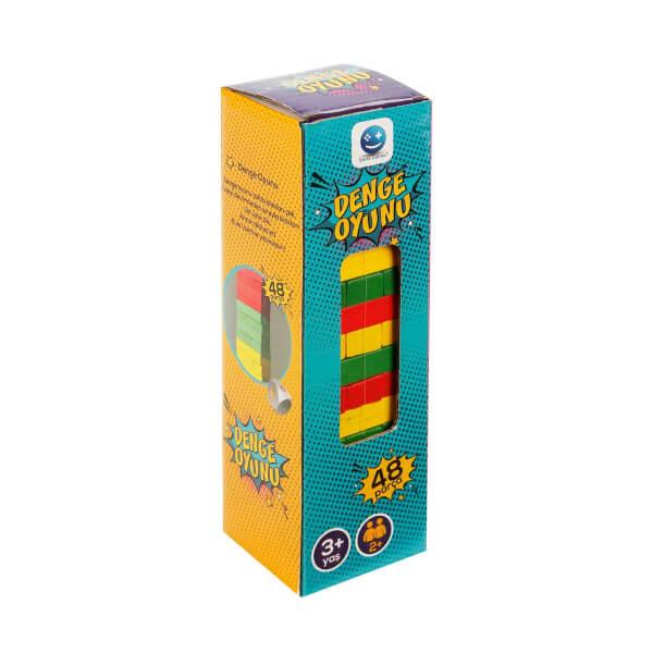 Smile Games Renkli Denge Oyunu 48 Parça