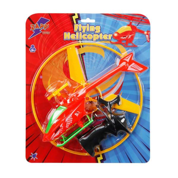 Zapp Işıklı Helikopter Disk