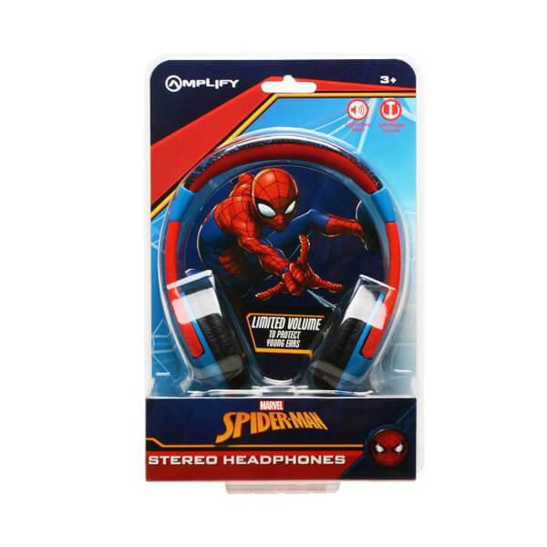 Marvel Spiderman Kulak Üstü Çocuk Kulaklık