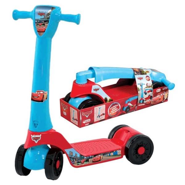 Cars 4 Tekerlekli Scooter