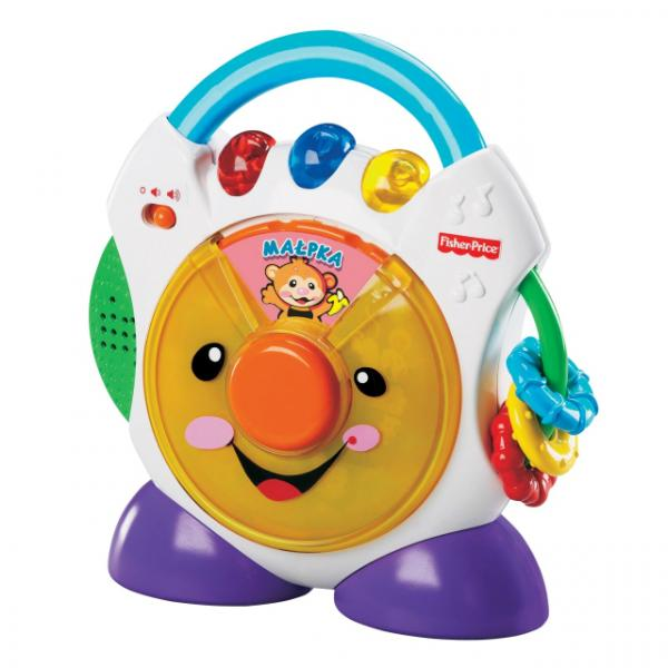 Fisher Price Eğitici Cd Çalar