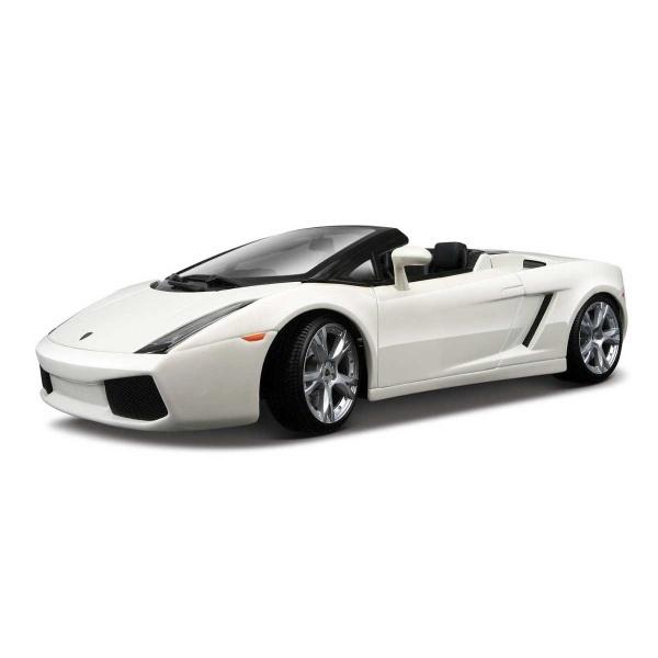 1:18 Maisto Lamborghini Gallardo Spyder Model Araba