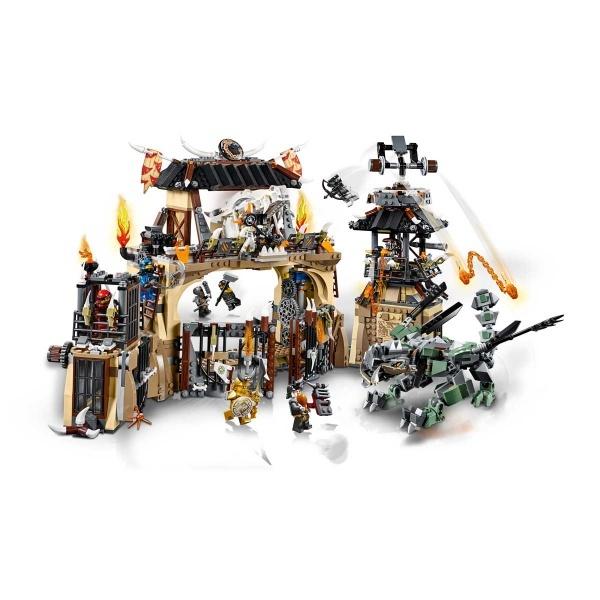 LEGO Ninjago Ejderha Çukuru 70655