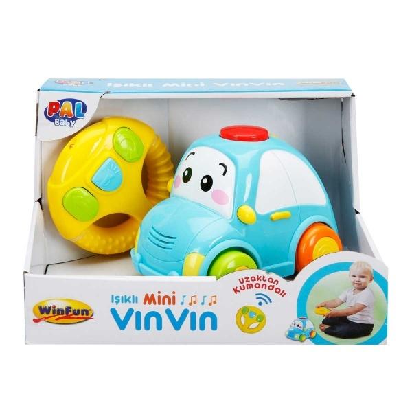 Winfun Uzaktan Kumandalı Işıklı Mini Vın Vın