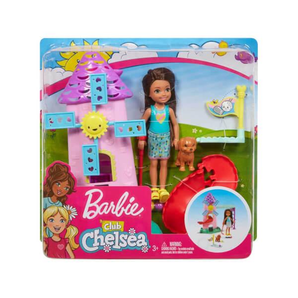 Barbie Chelsea Piknikte Oyun Seti