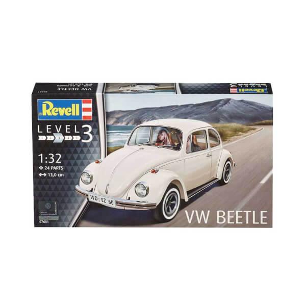 Revell 1:32 Volkswagen Beetle Araba 7681