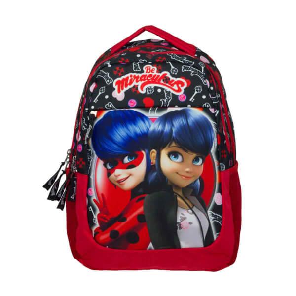 Miraculous Ladybug Okul Çantası 2223