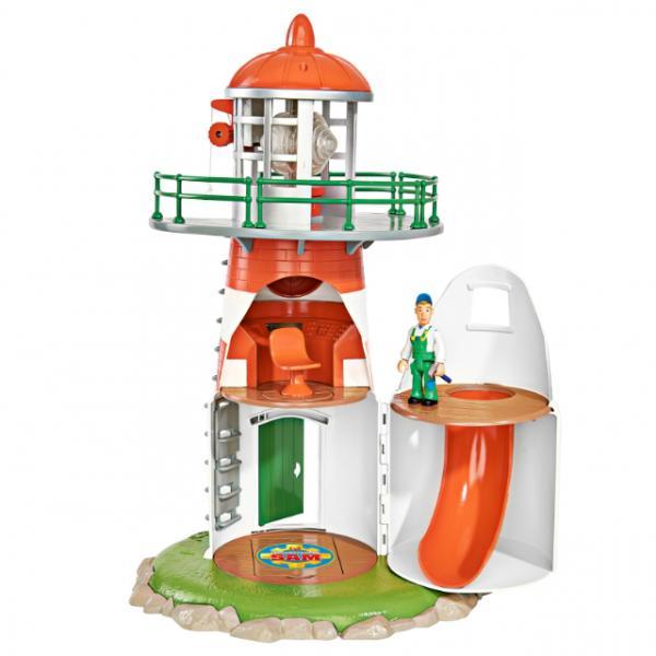 İtfaiyeci Sam Deniz Feneri Oyun Seti