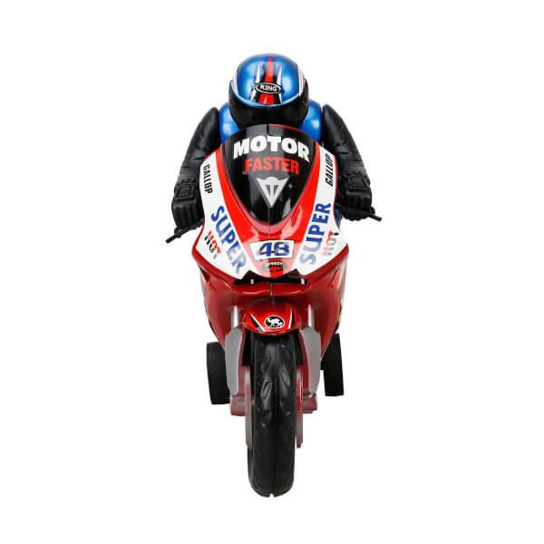 Super Racer Sürtmeli Motorsiklet 32 cm.