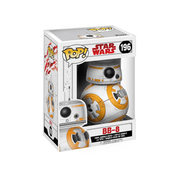 Funko Pop Star Wars E8: BB-8 Figür