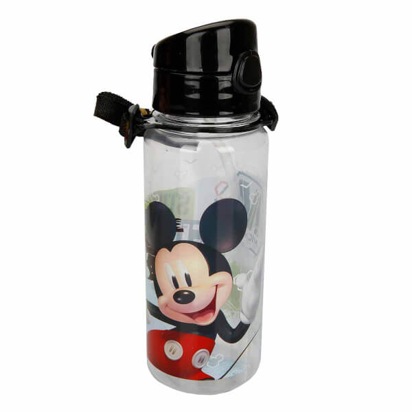 Mickey Şeffaf Matara 500 ml.