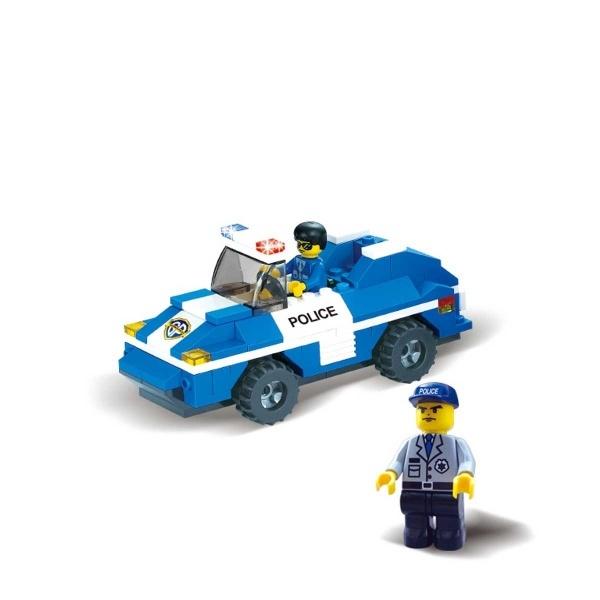 BLX Police Polis Set C9694
