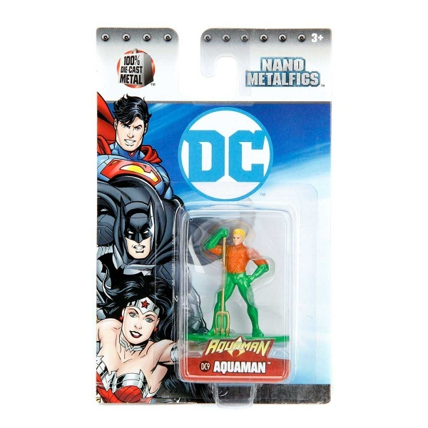 Justice League Nano Metal Figür