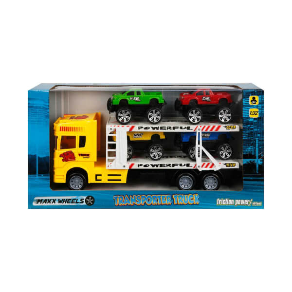 1:32 Maxx Wheels Transporter Tır 32 cm.