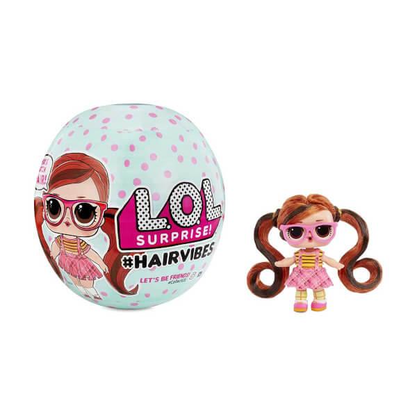 L.O.L Hairvibes Sürpriz Bebekler 15 Sürpriz