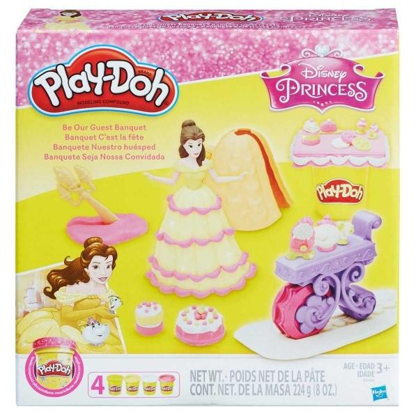 Play-Doh Bellanın Yemek Daveti B9406