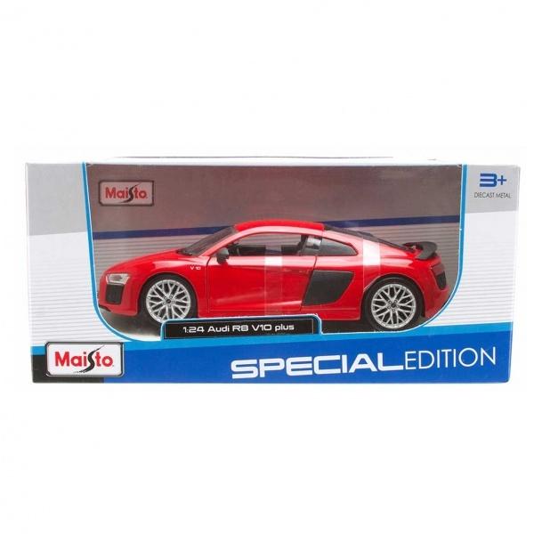 1:24 Maisto Audi R8 V10 Plus Model Araba