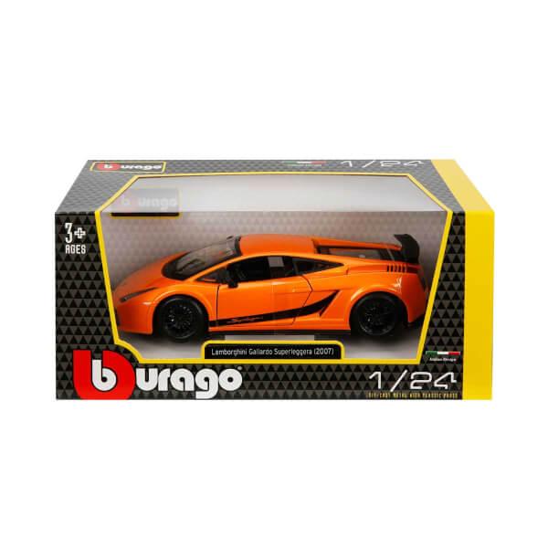 1:24 Lamborghini Gallardo Superleggera