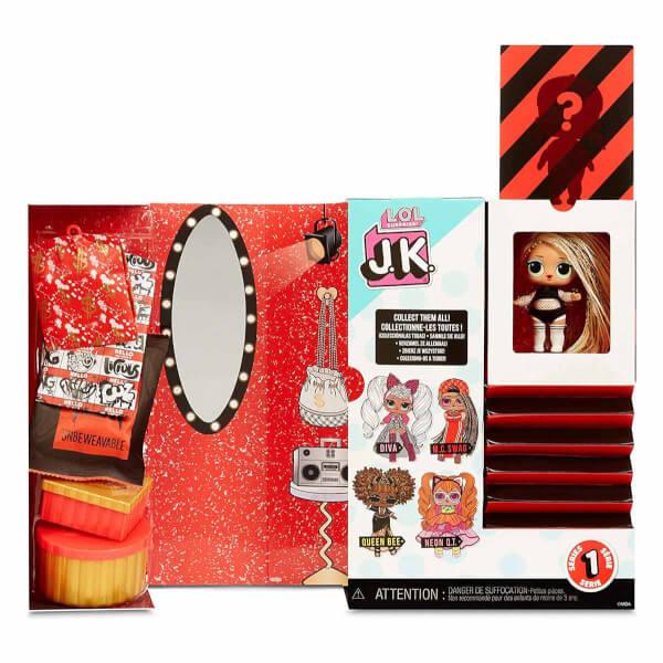 L.O.L J.K. Mini Fashion Bebekler 15 Sürpriz LLUF2000