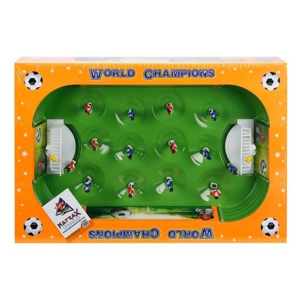 Dünya Şampiyonası Masaüstü Küçük Futbol Oyunu