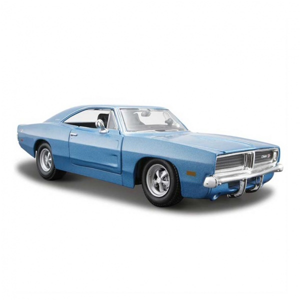 1:25 Maisto Dodge Charger 1969 Model Araba