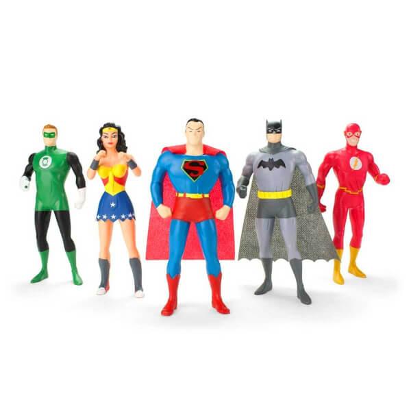 Justice League New Frontier 5'li Figür