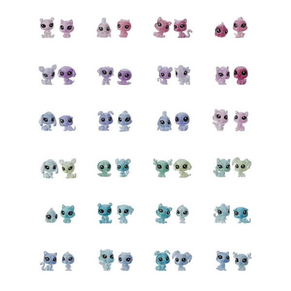 Littlest Pet Shop Buzul Miniş Koleksiyonu İyi Dostlar E5482