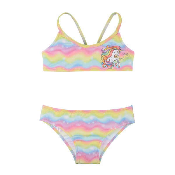 Slipstop Kız Çocuk Magical Bikini