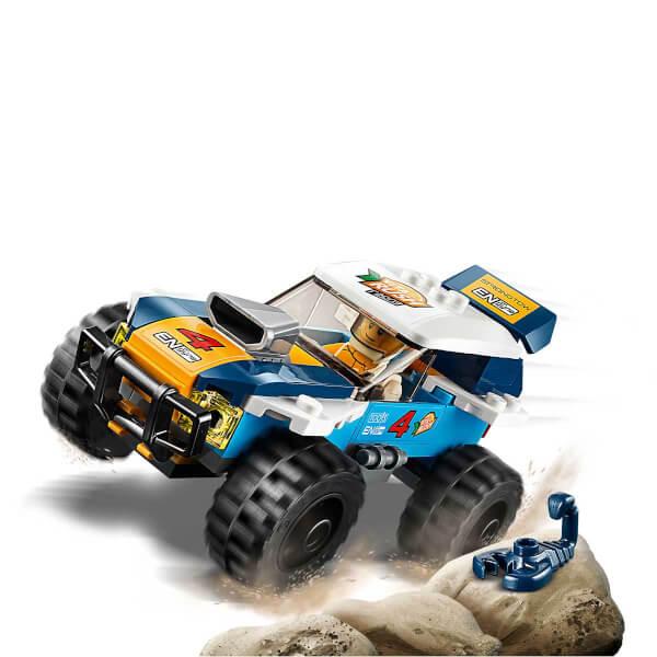 LEGO City Great Vehicles Çöl Rallisi Yarış Arabası 60218