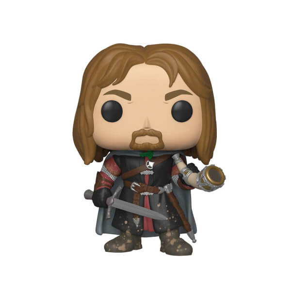 Funko Pop Lord Of Rings Hobbit: Boromir Figür