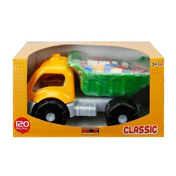 BLX Classic Micro Bloklu Kamyon 1753