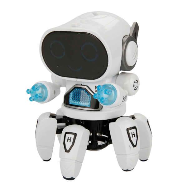 Dans Eden Yengeç Robot