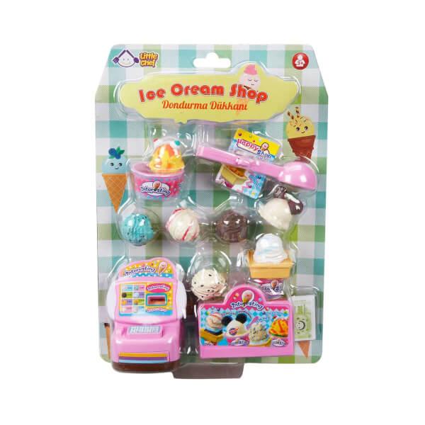 Dondurma Dükkanı 12 Parça