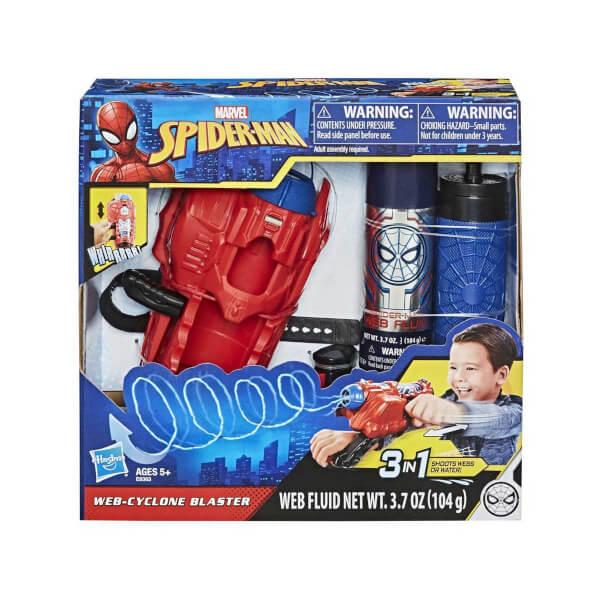 Spiderman Web Cyloclone Blaster Ağ Fırlatıcı E8363