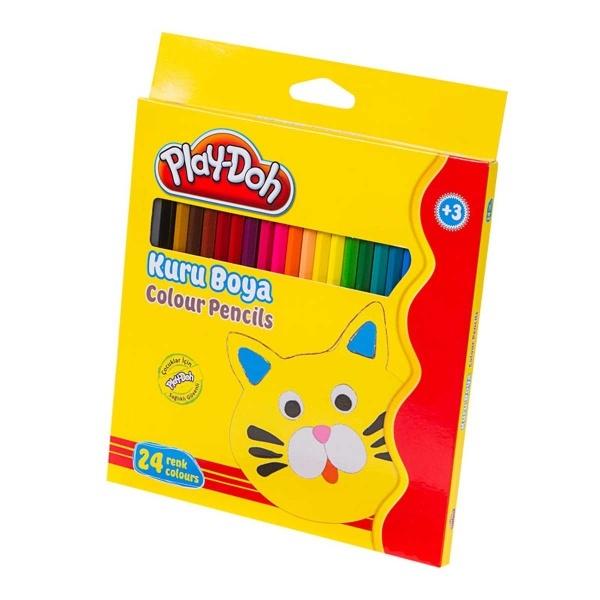 Play Doh Kuru Boya 24 Renk