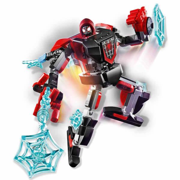 LEGO Marvel Super Heroes Miles Morales Robot Zırhı 76171