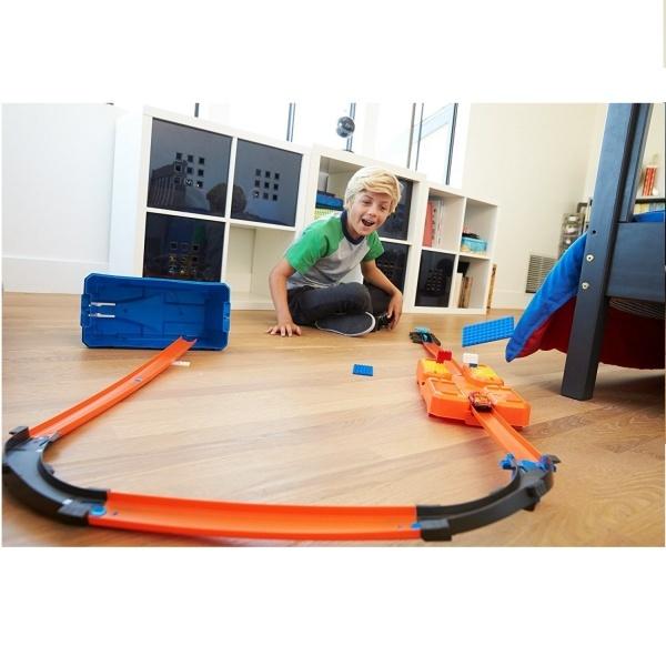 Hot Wheels Track Builder Bloklu Başlangıç Paketi
