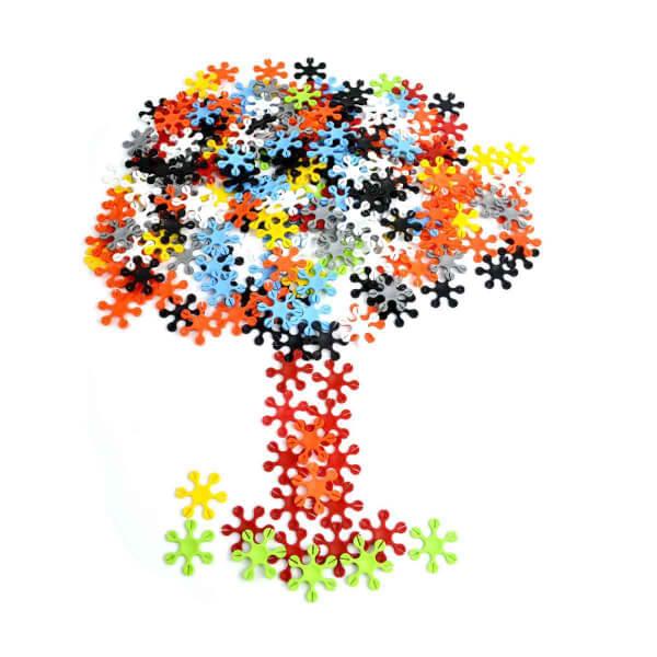 Çiçek Puzzle 500 Parça