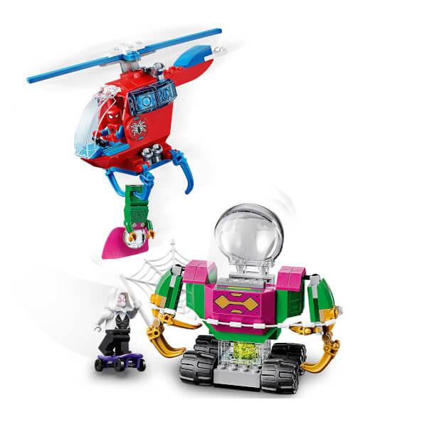 LEGO Marvel Super Heroes Mysterio Tehlikesi 76149