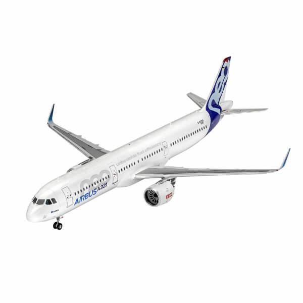 Revell 1:144 Airbus A321neo Uçak VSU04952