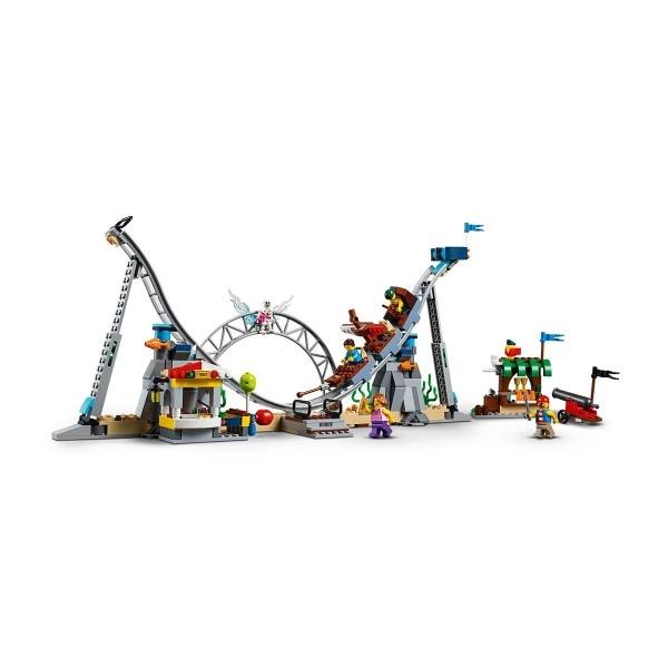 LEGO Creator Korsan Hız Treni 31084