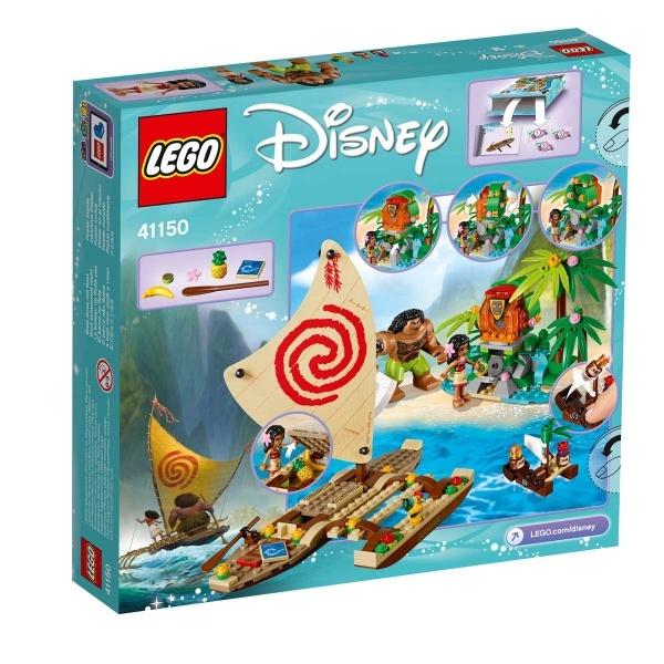 LEGO Disney Moana'nın Okyanus Yolculuğu 41150